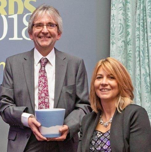 Steve Ott Award