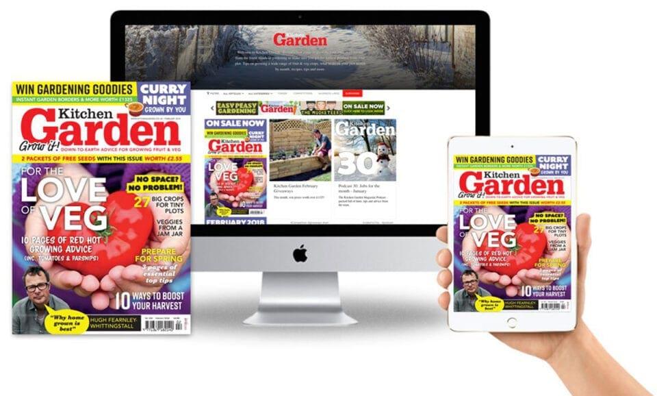 Kitchen Garden online