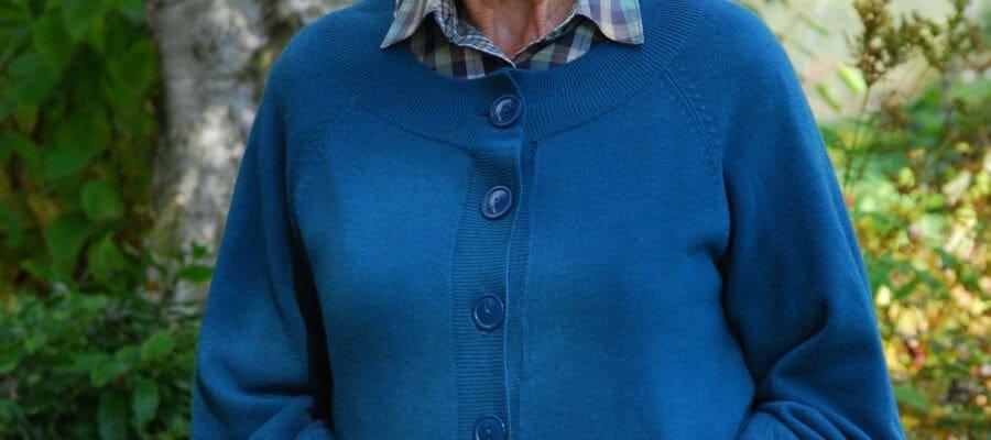 Plantswoman Beth Chatto dies
