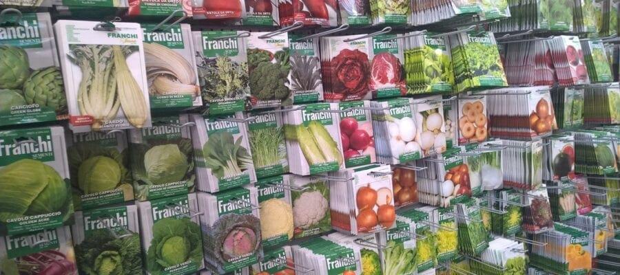Italian seed shop opens in London