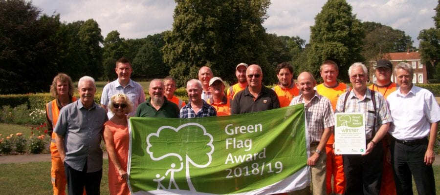 North Lincolnshire park given coveted Green Flag Award