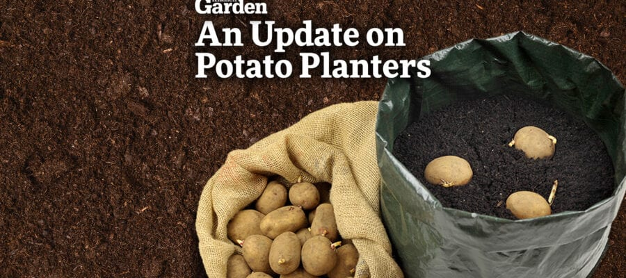Video: An Update on Potato Planters