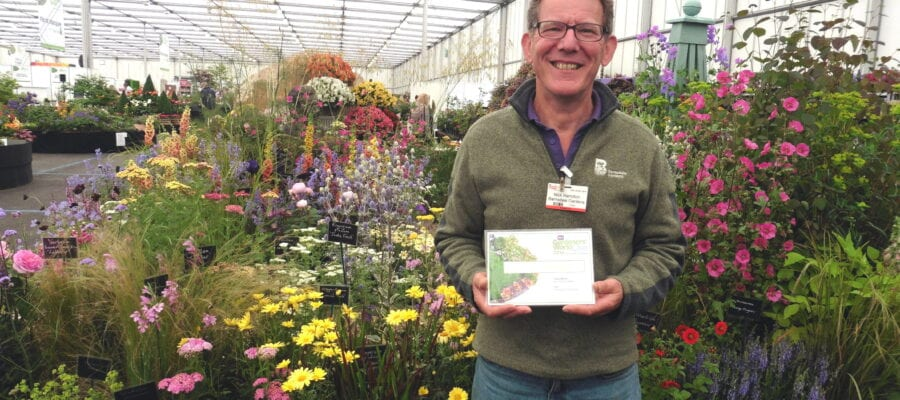 News from Gardeners' World Live show