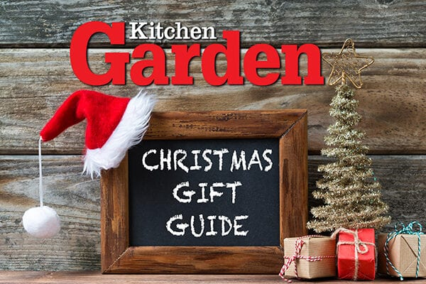 10 Christmas gift ideas for a Kitchen Garden reader!