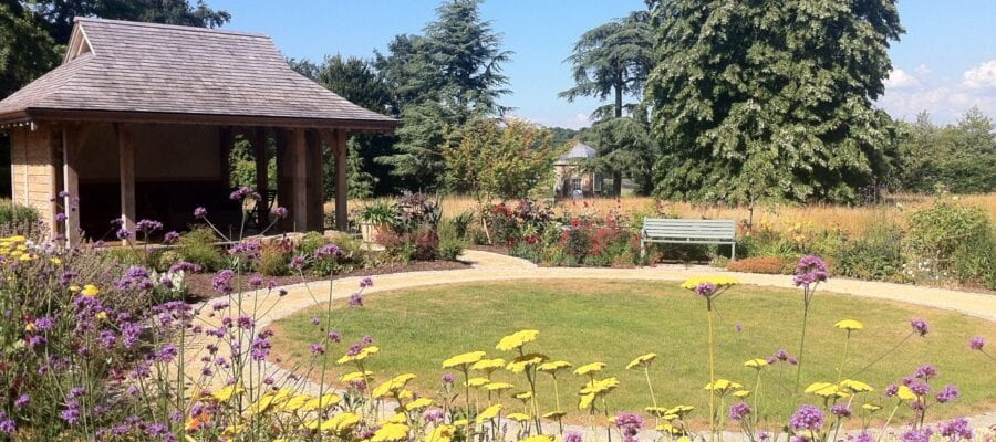 Leading cancer charity have launched an interactive garden experience