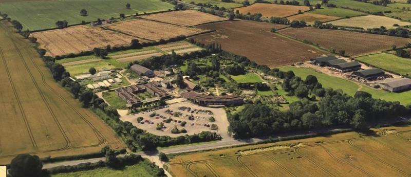 Shock as Ryton Organic Gardens goes on sale