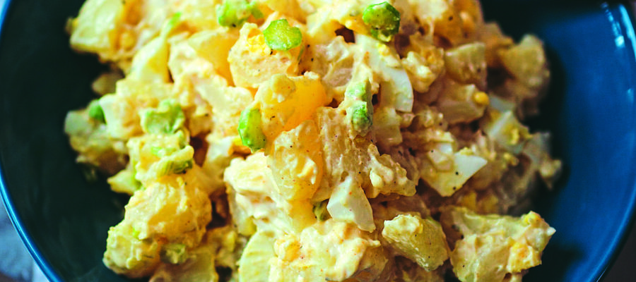 POTATO & EGG SALAD