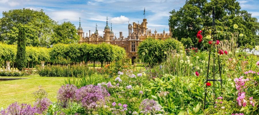 Historic gardens reopen to compete for coveted award