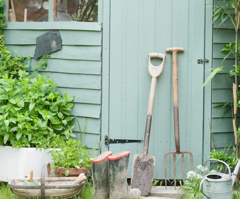 Garden theft on the rise