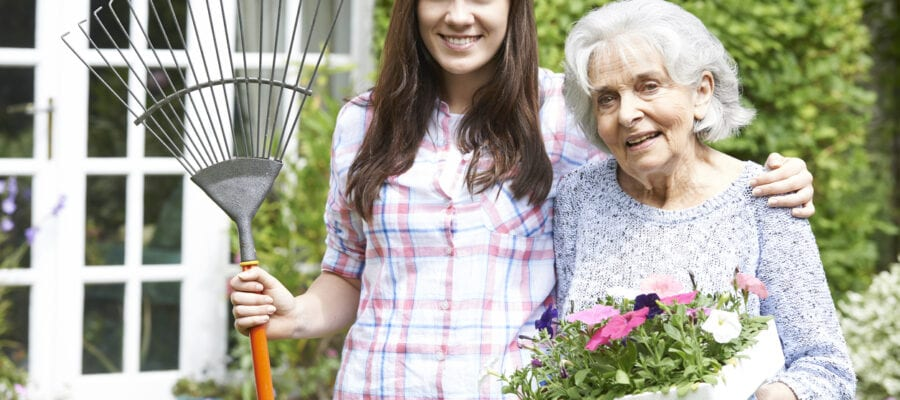 Ten reasons why gardening is good for your health
