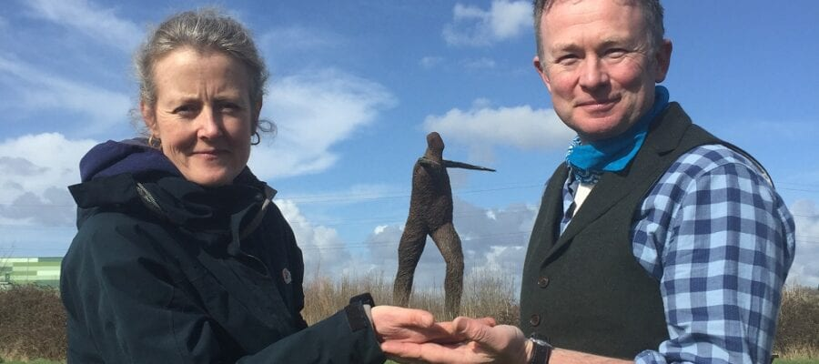 Campaigners aim to save M5 Willow Man