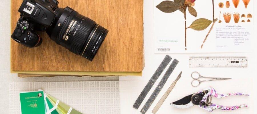 RHS herbarium to go online