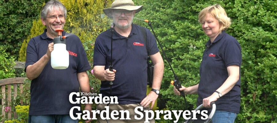 Video: Testing Garden Sprayers