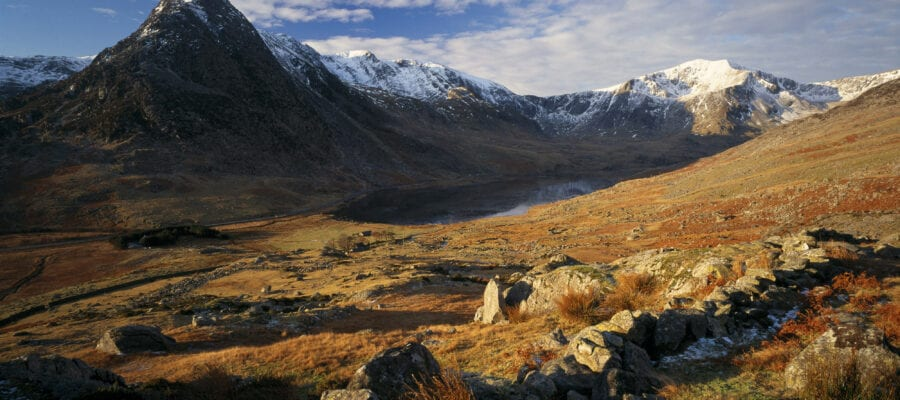 National Trust launches £250k fundraising campaign to fix 'broken' paths in Snowdonia