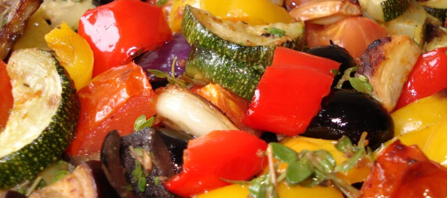 Subscriber only recipe: Oven-roasted ratatouille