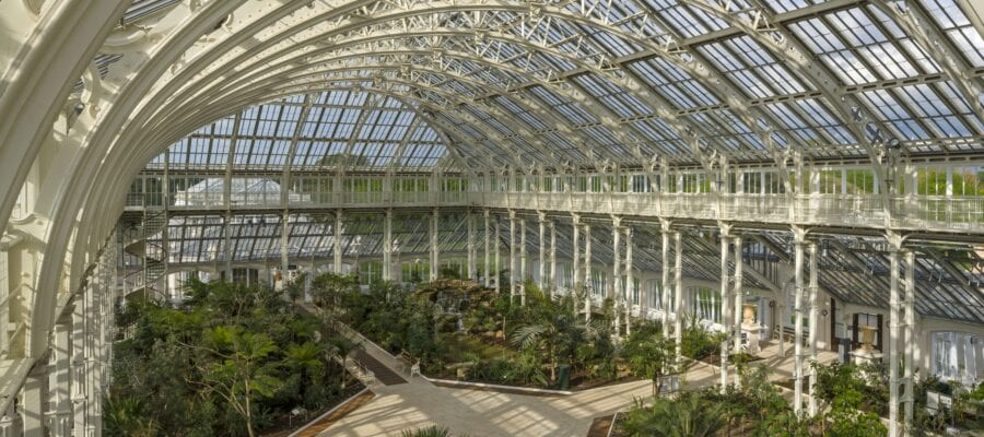 Kew Temperate House reopens