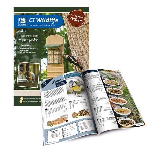 CJ Wildlife catalogue cover