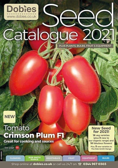 Dobies catalogue cover